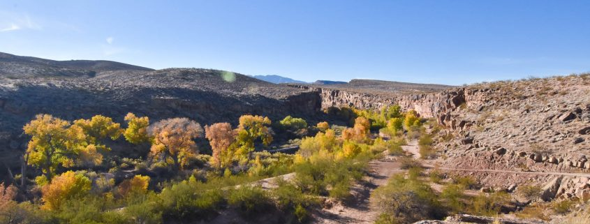 Enepitsi trail canyon
