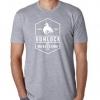 Gunlock Rodeo shirt in gray
