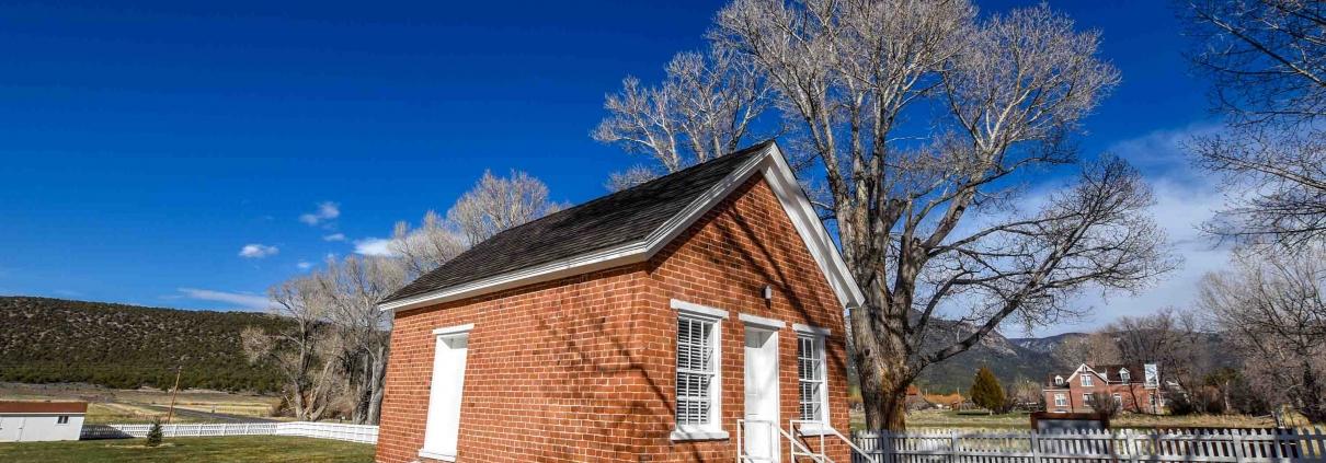 Pine Valley Chapel - Hike St George