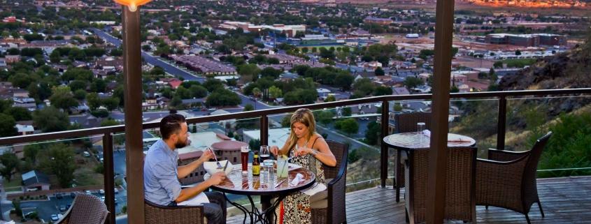Cliffside Restaurant St George, UT